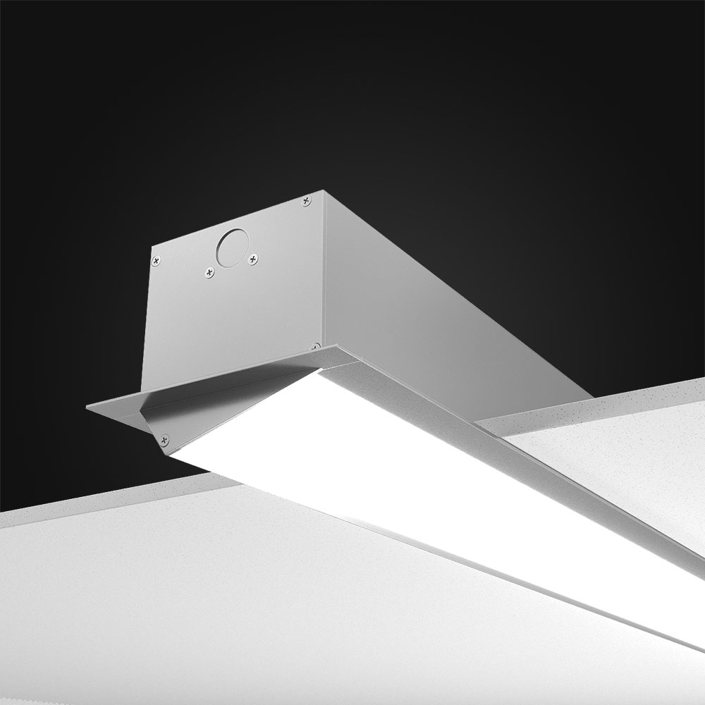 LightPlane 3.5 Recessed Wallwasher