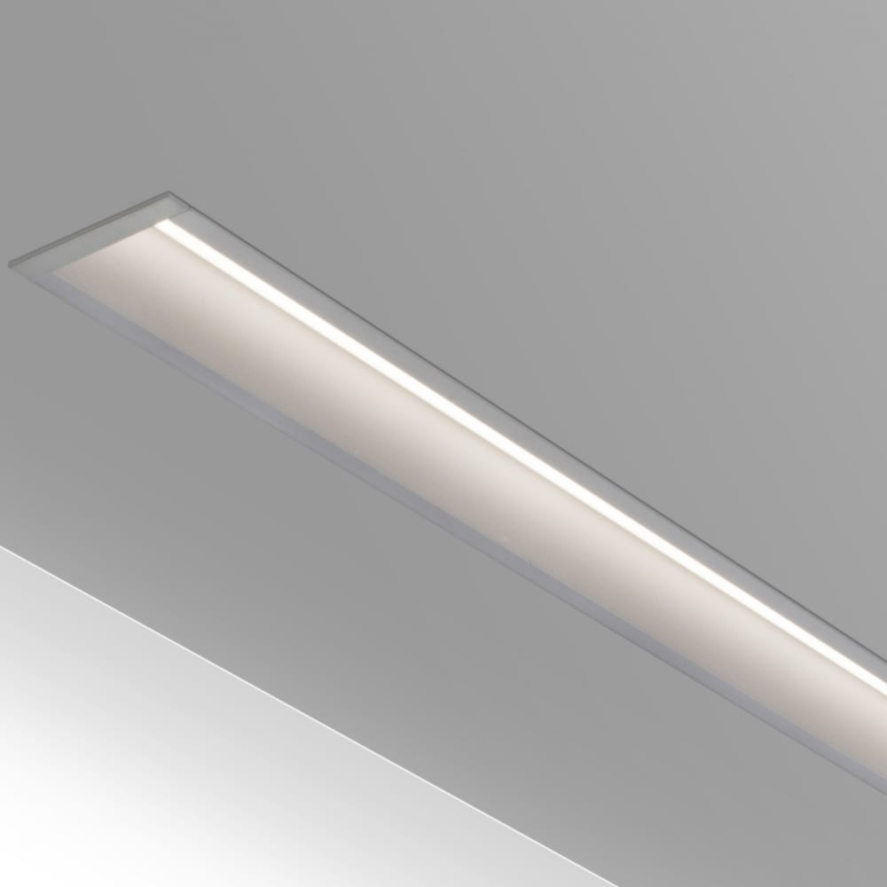 Recessed Lights Wall Washer : ALW Architectural Lighting Works - LIGHTPLANE 1 RECESSED WALLWASHER LP1RWWT