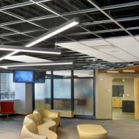 Lightplane 3.5 (LP3.5) and Lightplane Recessed (LP3.5R), Noble Energy, CO, Barber Architecture, BCER Engineers, CO