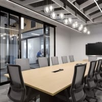 Lightplane 1 (LP1), Joule Headquarters, Ontario, Canada – Chimel Architects Incorporated, Flux Lighting (lighting designer, rep)