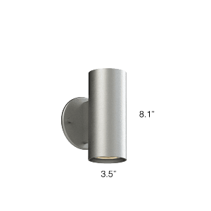 CORE 200 LX Up + Down Sconce (C2LU)