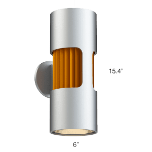 CORE 400 CX Up + Down Sconce (C4CU)