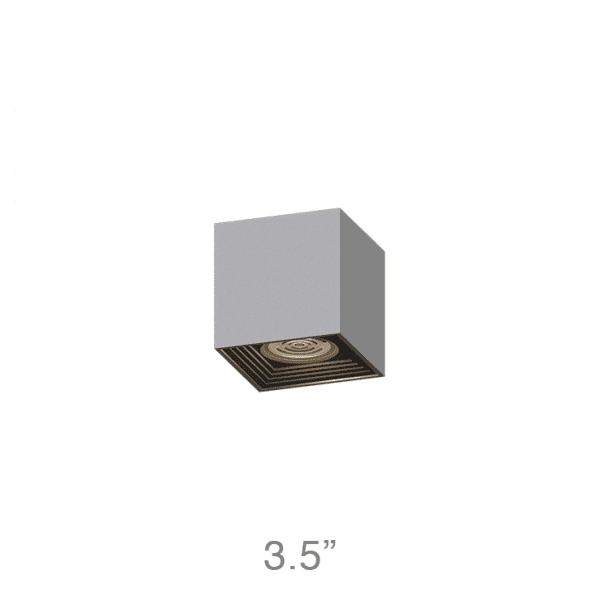 NOVA Medium Square Surface Mount (NMSM)