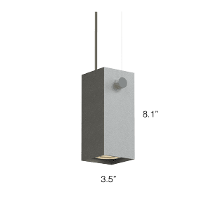 QUBE 200 LX Up + Down Pendant (Q2LT)