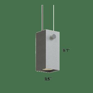 QUBE 200 LX Up + Down Pendant (Q2LT)