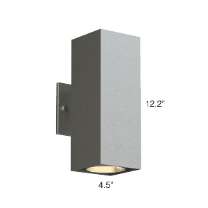 QUBE 300 LX Up + Down Sconce (Q3LU)
