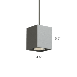 QUBE 300 SX Pendant (Q3SP)