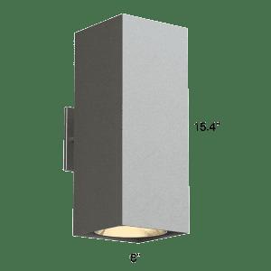 QUBE 400 LX Sconce (Q4LS)