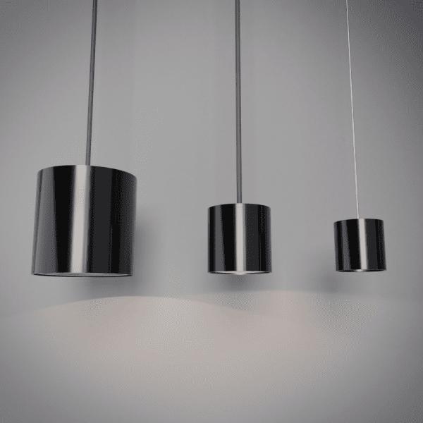 Model Round Pendant
