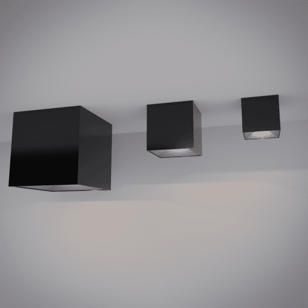 Model Square Surface Mount